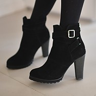 时尚质感短靴