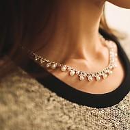 甜美款珍珠项链