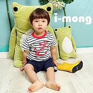夏季新款 韩国正品  室内服 marine男孩 儿童套装