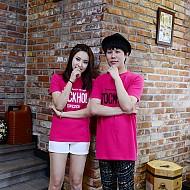 韩国正品纯棉T恤所有款均可做情侣装